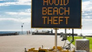 Beach Theft – 10 Beach Theft Prevention Tips
