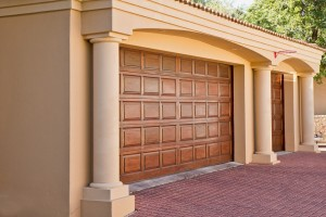garage How to protect your home while on vacation