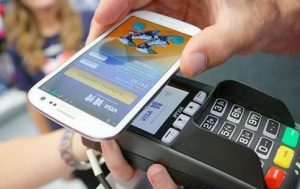 Using smartphone to make payments