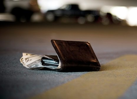 losing my wallet How losing my wallet made my life easier here is the story about my lapse in judgment that resolved itself through supernatural intervention realizing this was a gift, i made life changes that.