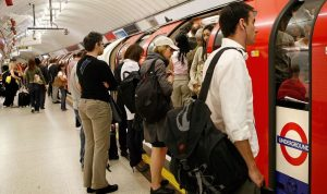 Watch Out for Pickpockets on Certain London Subway Lines