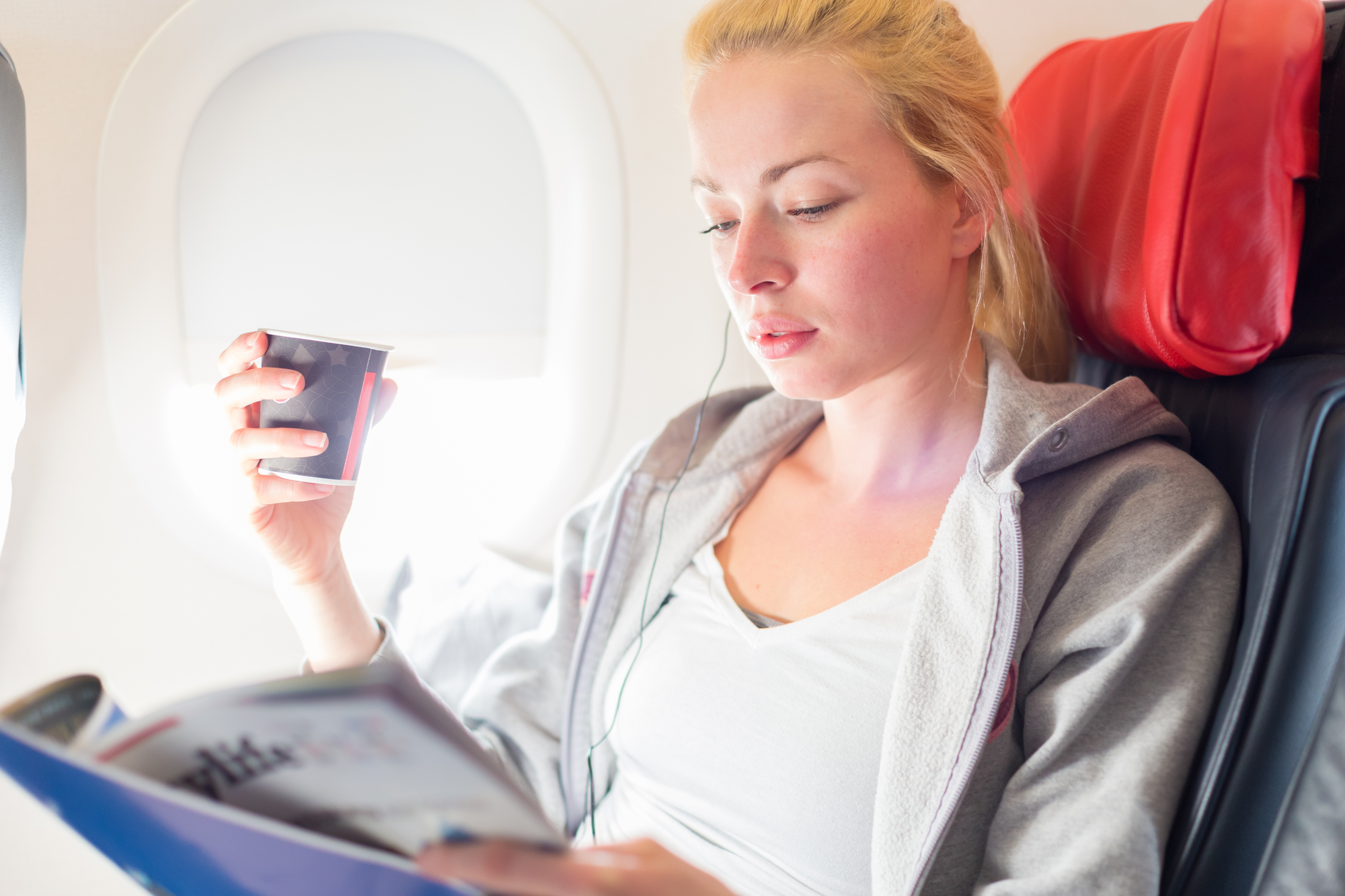 9 Tips for In Flight Comfort