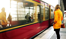 Train Security Information & Protecting Your Bags