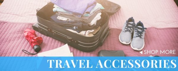 travel accessories, travel, carry-on