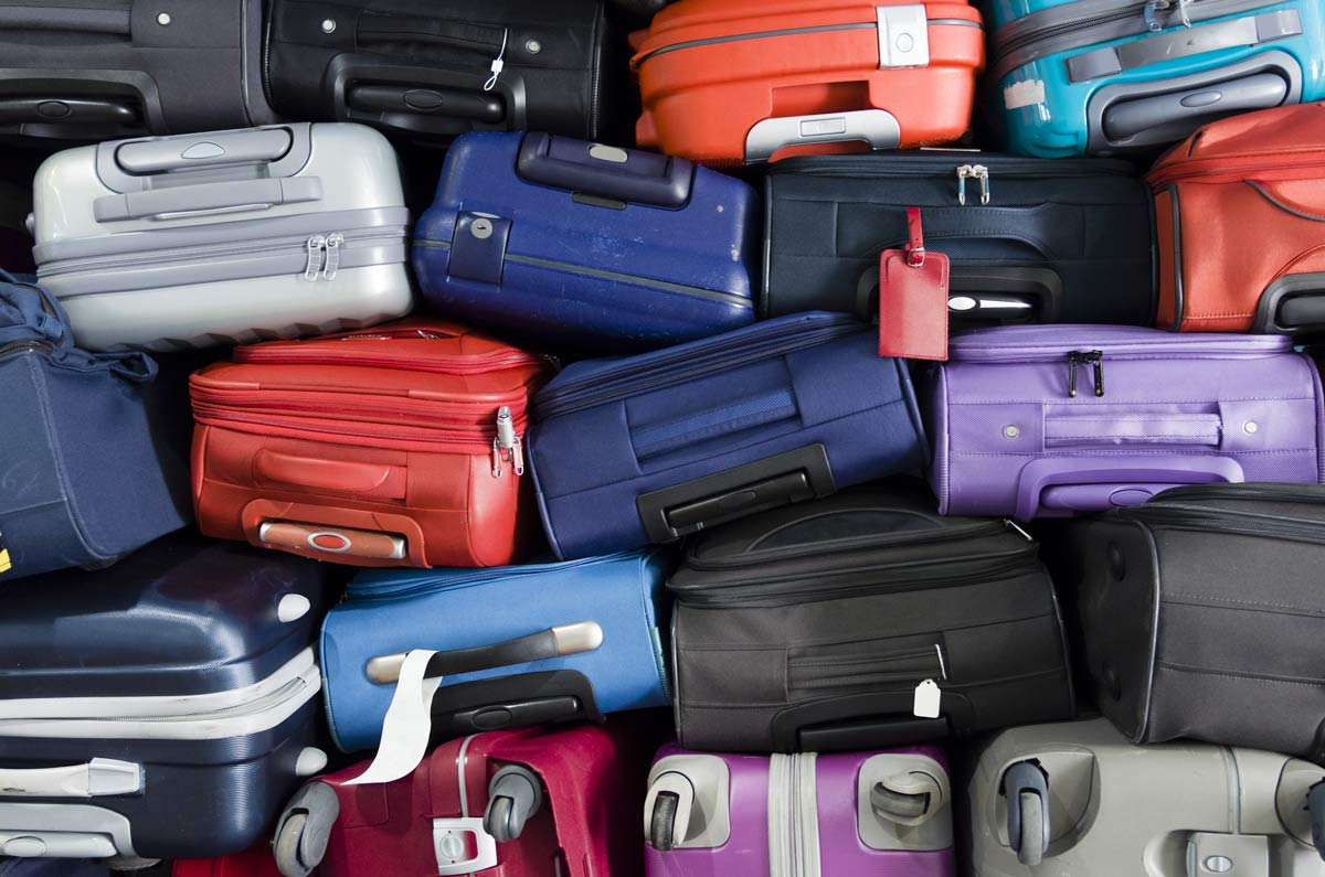 Lost Luggage, Delayed and Damaged Luggage Information
