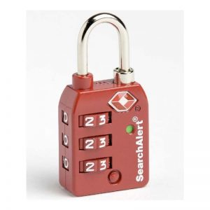 Search Alert TSA Luggage Lock