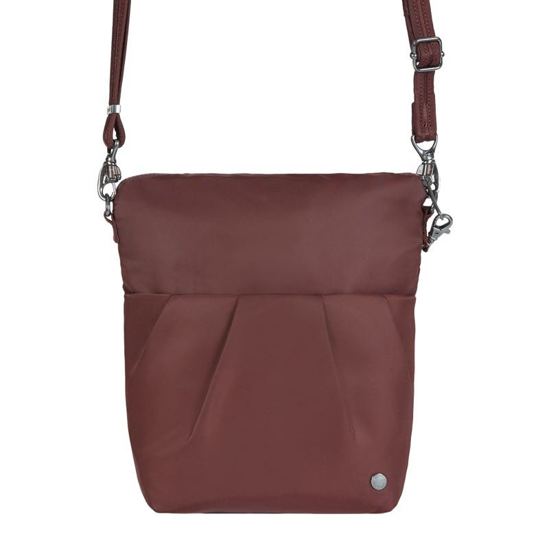 Pacsafe convertible cross body bag