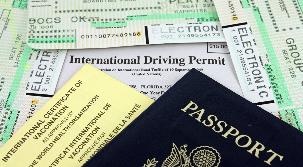 International Driver's Permit, International driver's license