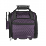 Carry On Bag that fit under your seat what you can't and can bring on board