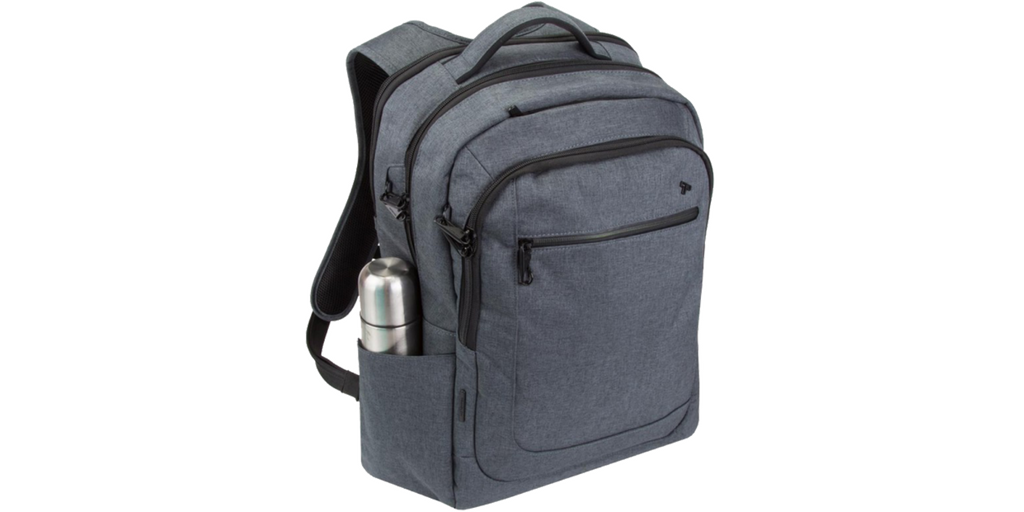 Anti-Theft Urban Backpack with RFID Protection for Frequent Flyers