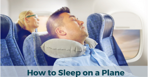 How to Sleep on a Plane, best tsa approved luggage locks