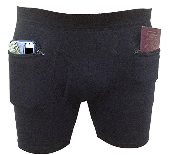 pickpocket proof underwear
