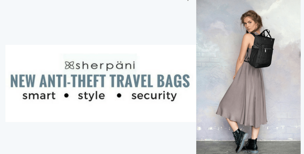 Sherpani Travel Bags