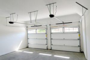 How to break into a garage door