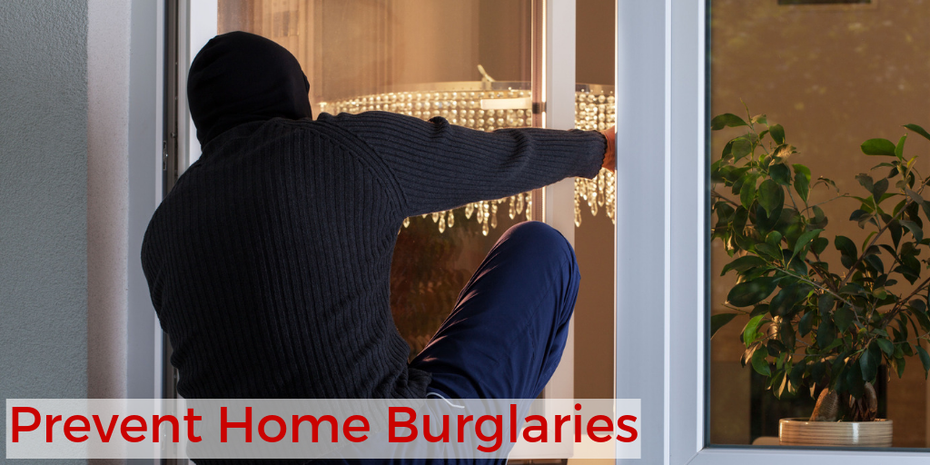 Prevent Garage Door Burglaries