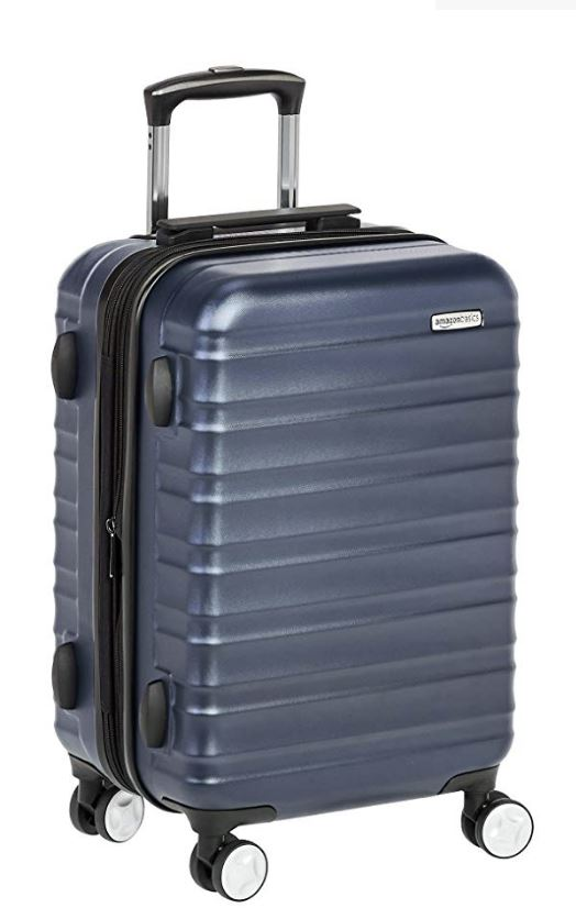 Carry On luggage with wheels, prevent theft at security checkpoints