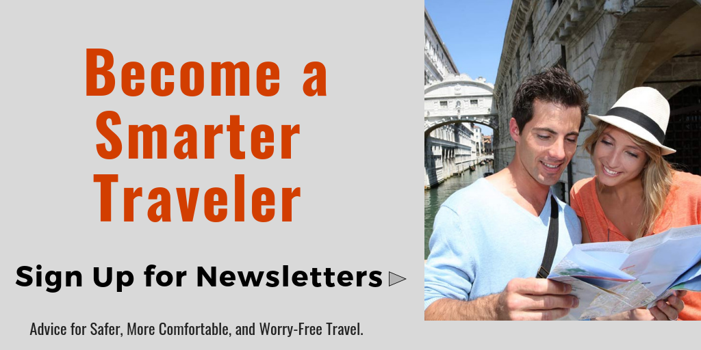 Become a Smarter Traveler