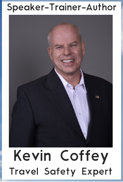Speaker trainer author Det. Kevin Coffey Travel Safety and Risk Expert