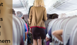 Sexual Assaults on Airlines - Stop In-Flight Attacks