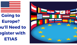 Starting in 2021 US citizens will need to register online before visiting Europe