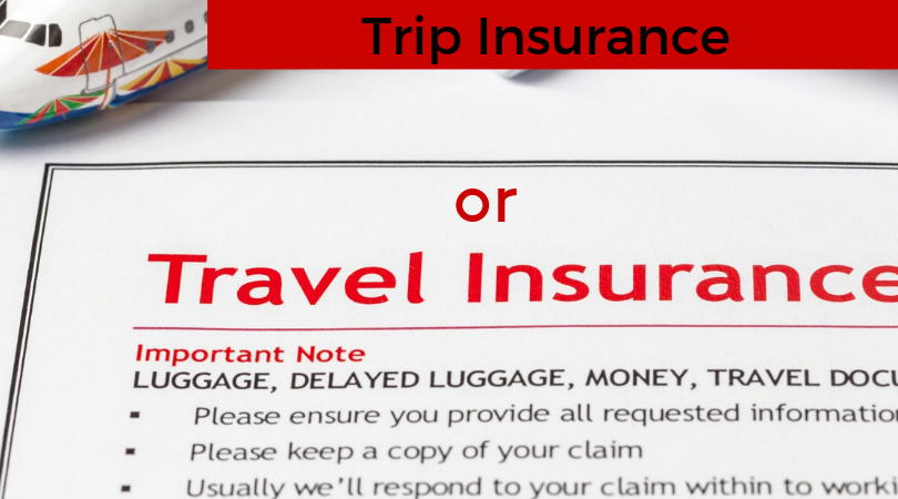 Trip or Travel Insurance? Or Both!