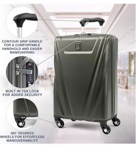 Samsonite luggage with built in TSA luggage locks, best tsa approved luggage locks
