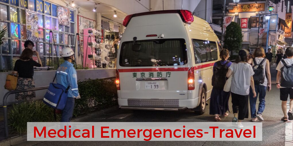How to Prepare for Any Medical Emergency While Traveling
