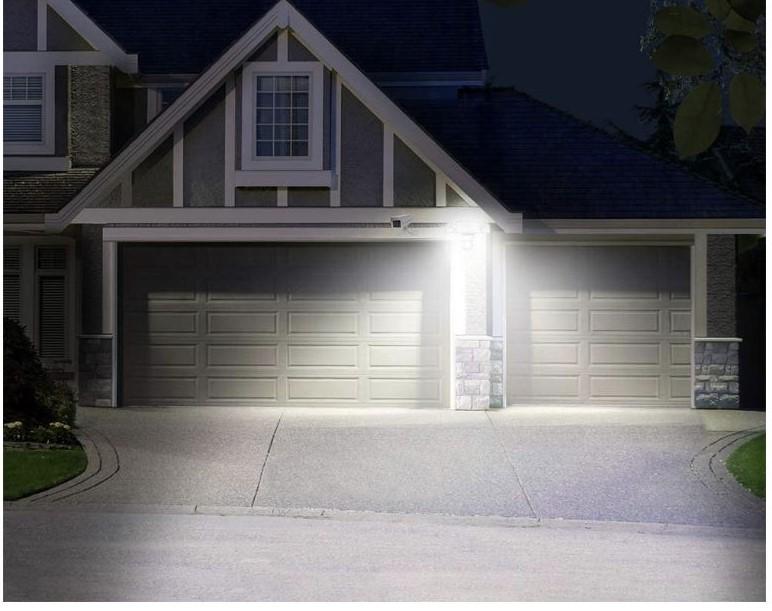 garage motion lights