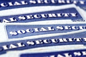 Social Security Card Don't keep it in your wallet