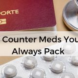 Over the Counter Travel Medications You Should Always Pack