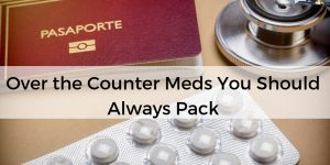 Travel Medications to Pack, best tsa approved luggage locks